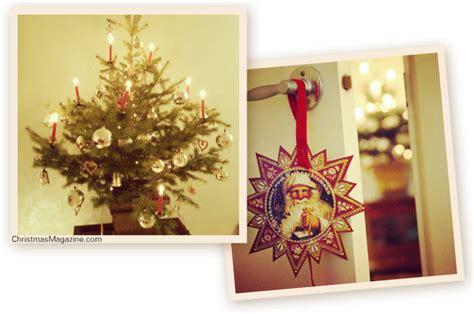 der erste eigene weihnachtsbaum