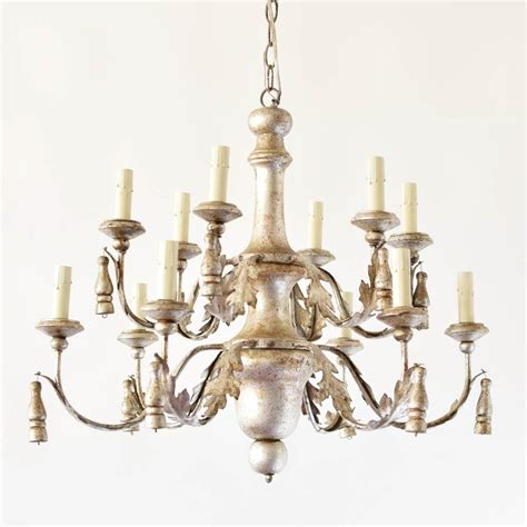 wood and iron chandelier italian wood and iron chandelier the big chandelier