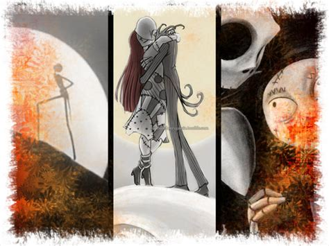 wallpaper nightmare before christmas jack and sally nightmare before christmas images jack and sally