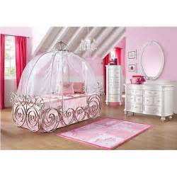Princess Bedroom Set Disney Princess 6 Pc Carriage Bedroom Disney Bedroom