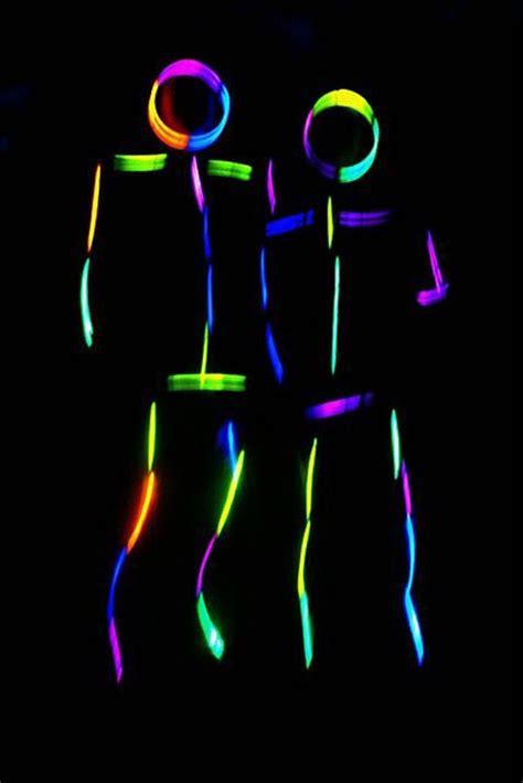 50 awesome glow stick ideas festa neon neon e decora 231 227 o