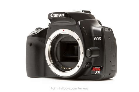canon eos 400d canon eos 400d reviewed points in focus photography