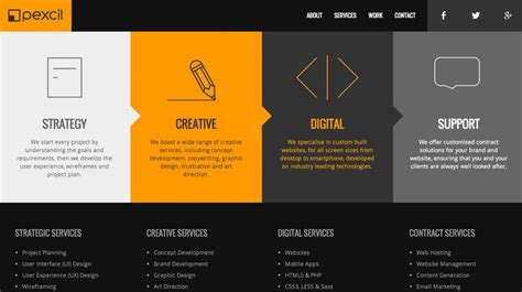 pinterest layout design inspiration colorfull web design inspiration vivid colors modern clean