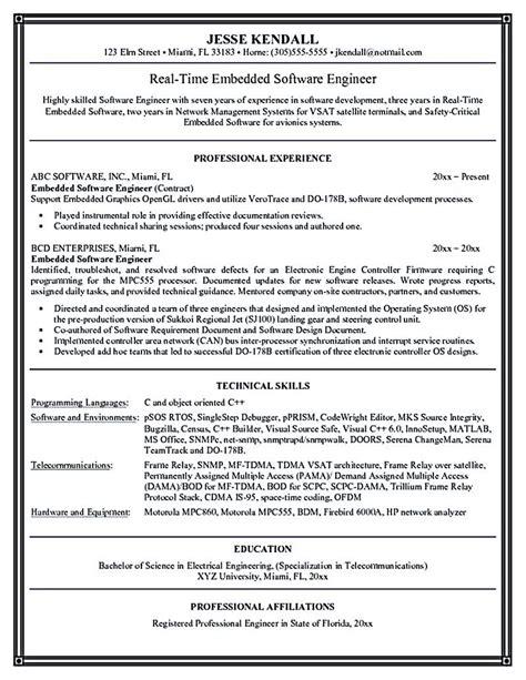 resume software engineer by p3nsuk33 on deviantart