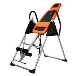 foldable premium gravity inversion table back therapy
