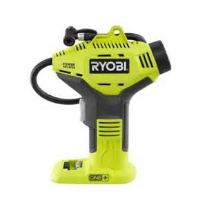 Who Makes The Best Kitchen Faucets ryobi 18 volt one power inflator tool only p737 the