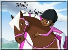 The Gallery For Horseland Molly And Calypso