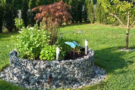gabionen gartengestaltung vielseitige ideen mit gabionen - Gartengestaltungsideen Mit Gabionen