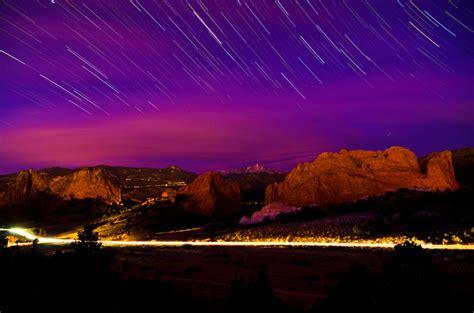 Garden Of The Gods Stargazing by Matt Payne Photography Trails The