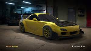 need for speed 2015 quot mazda rx7 initial d quot 886 hp build