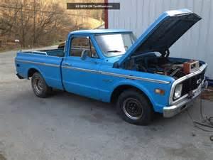 1971 chevy c10 truck