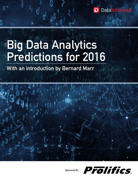 Big Data Mba Book by Big Data Predictions Ebook