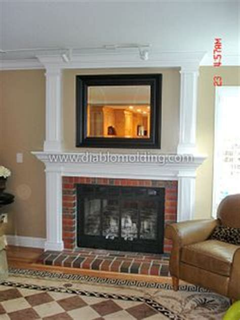 fireplace moulding on molding ideas