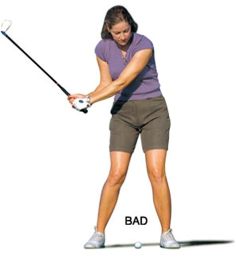 golf swing under plane swing extremes swing plane golf tips magazine