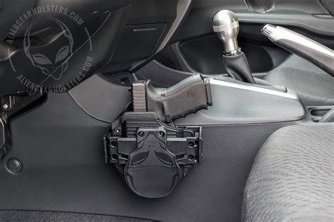 new holster mount introducing the cloak dock alien