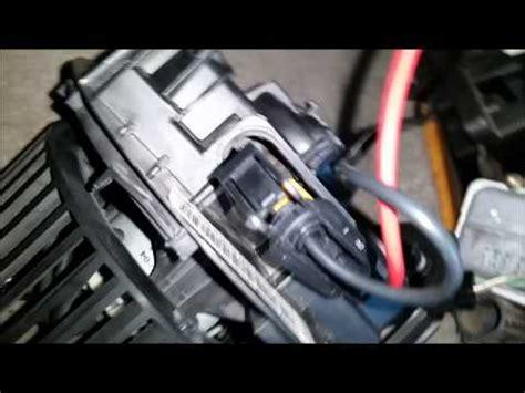jeepanche eliminator blower motor resistor location picture