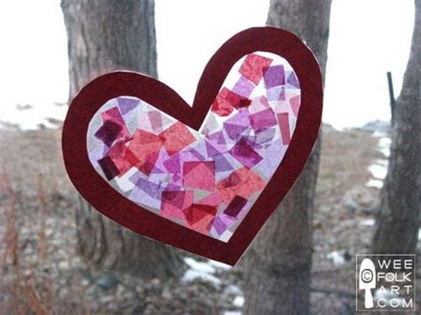 valentines craft projects cool s day diy craft ideas for