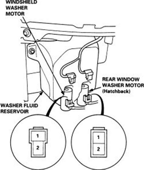 repair guides windshield wipers front windshield washer fluid reservoir autozone com repair guides windshield wipers and washers windshield washer pump autozone com
