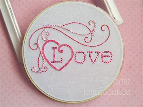 Handmade Embroidery Patterns - 29 fantastic embroidery patterns to