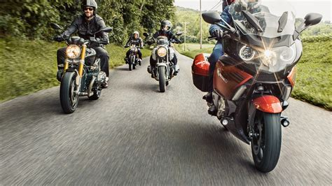 Bmw Motorcycle Parts Berlin by The Best Motorcycle Routes To Berlin Bmw Motorrad