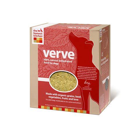 the honest kitchen food the honest kitchen verve beef and organic grains diet food food petflow