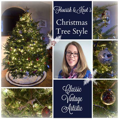 2015 christmas tree my home style blog hop