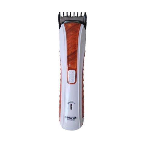 Alat Cukur Nhc 6138 Hair Clipper Trimmer Nhc 6138 jual hair trimmer nhc 6138 alat cukur kumis rambut
