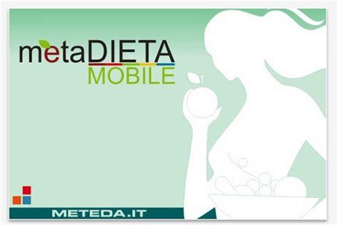 app diario alimentare aggiornata m 232 tadieta mobile l app per creare un diario