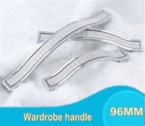 Furniture Handle Tanam Gs 6 X 18 128mm modern gold silver furniture hardware handles