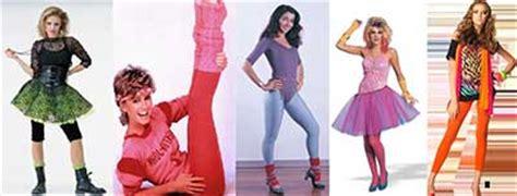 fotos de los 80 moda image gallery moda anos 80