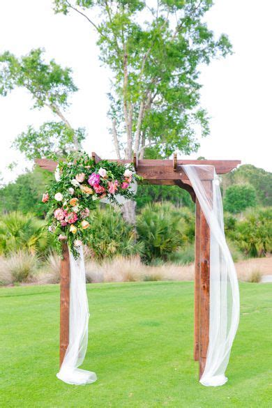 Wedding Cakes Arbor by Best 25 Wooden Arch Ideas On Wedding Arches