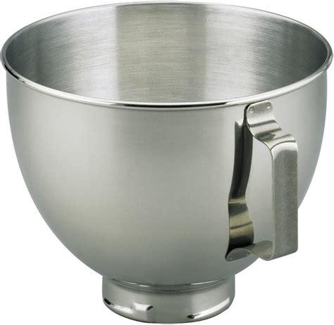 kitchenaid 4 5 qt mixing bowl w handle fits tilt
