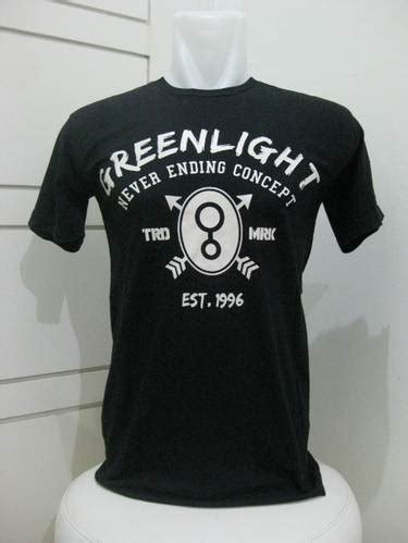dinomarket pasardino kaos distro greenlight 002 black m