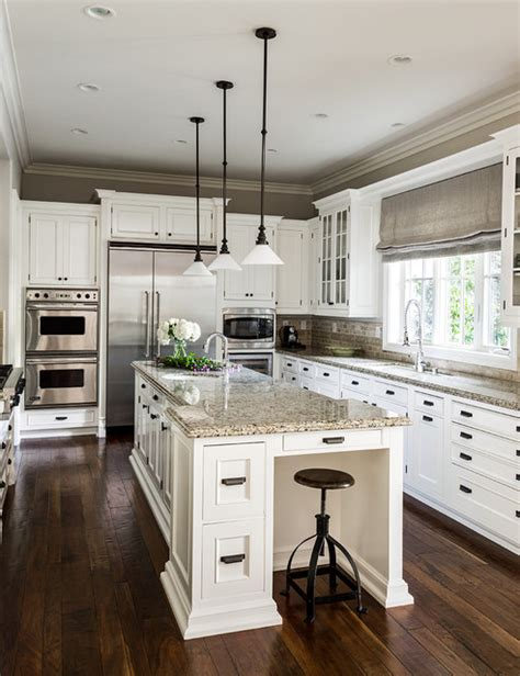 houzz kitchen ideas newport traditional kitchen los angeles by l design interiors