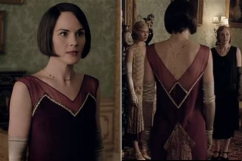 lady mary new haircut downton abbey fashion recap how mary dresses for her