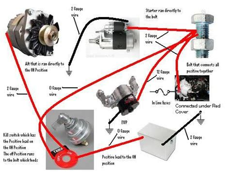 battery relocation wiring diagram charging issue after battery relocation ls1tech