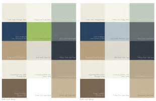 whole house color palette martha stewart whole house color scheme
