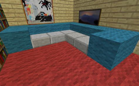 couch in minecraft sofa minecraft scandlecandle com