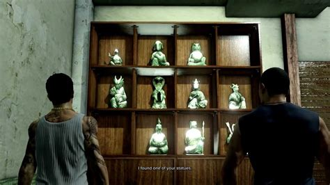 sleeping dogs statues sleeping dogs jade statues the
