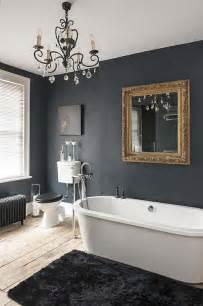 Merveilleux Vasque Salle De Bain Originale #6: Salle-de-bain-gris-fonce.jpg
