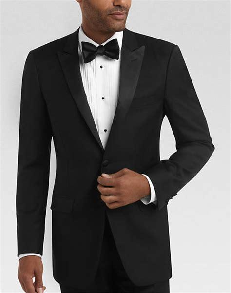 tallia slim fit tuxedo tuxedos men wearhouse