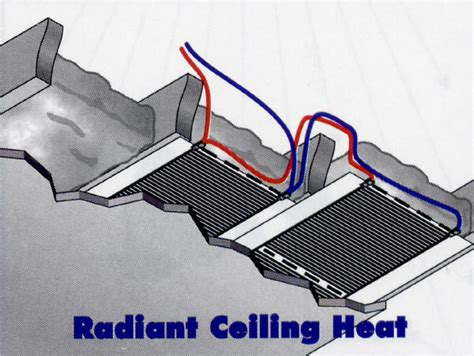 electric radiant heat ceiling calorique radiant ceiling heaters