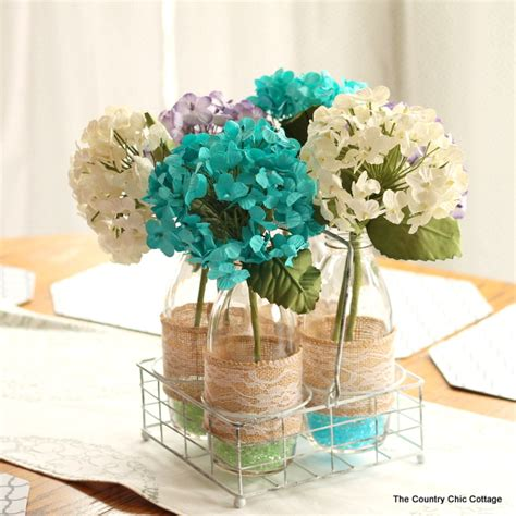 Wedding Flower Paper Centerpiece by Paper Flower Centerpiece The Country Chic Cottage