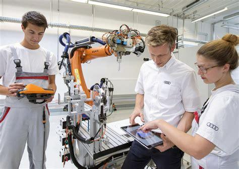 Audi Duales Studium by Duale Ausbildung Bei Audi Berufsstart In Die Digitale Zukunft