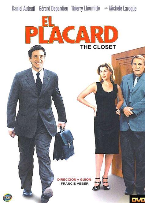The Closet Le Placard by Lo Negro De Gerard Depardieu