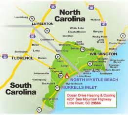 carolina beaches map south carolina beaches map http traveliop south