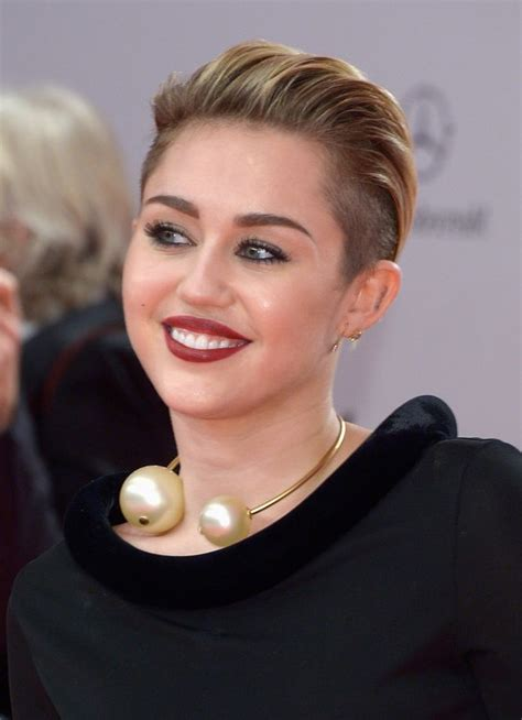 the name of mileys haircut miley cyrus short straight pull back haircut styles weekly