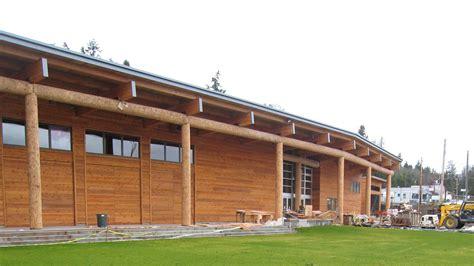 Suquamish Longhouse   Swenson Say Fagét