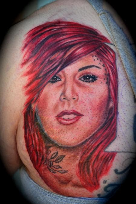 kat von d portrait tattoo el dugi lewis tattoos realistic award winning