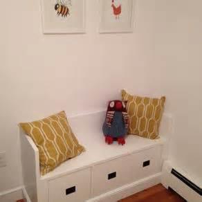 nursery storage bench custom nursery cribs cradles custommade com